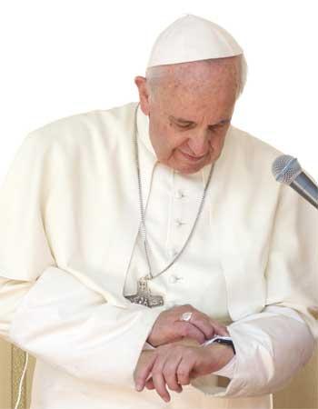 papa-francisco-hora-reloj