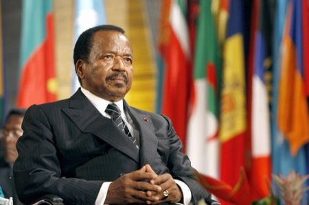 Cameroon's President Biya attends 34th session of General Conference of UNESCO in Paris