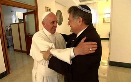 Francisco-y-el-rabino-Skorka-en-Santa-Marta