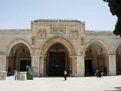 Mezquita-de-al-Aqsa