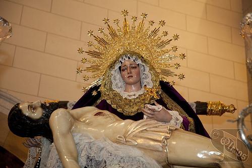 Virgen de las Angustias de Toledo