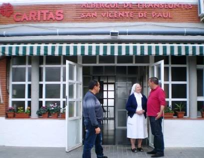 caritas getafe