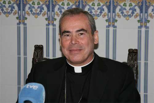 Resultado de imagen de obispo de malaga