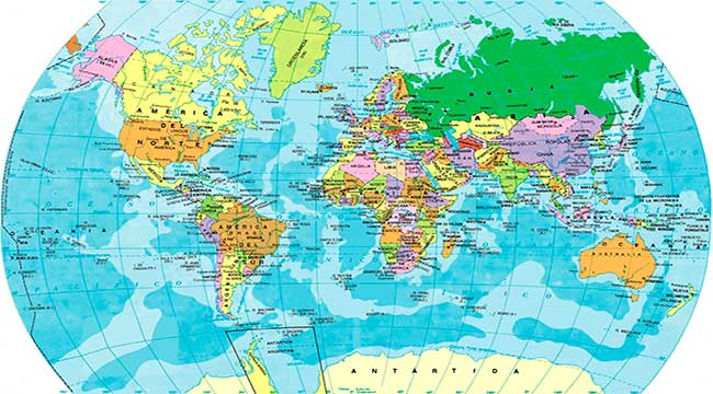 mapa-mundi
