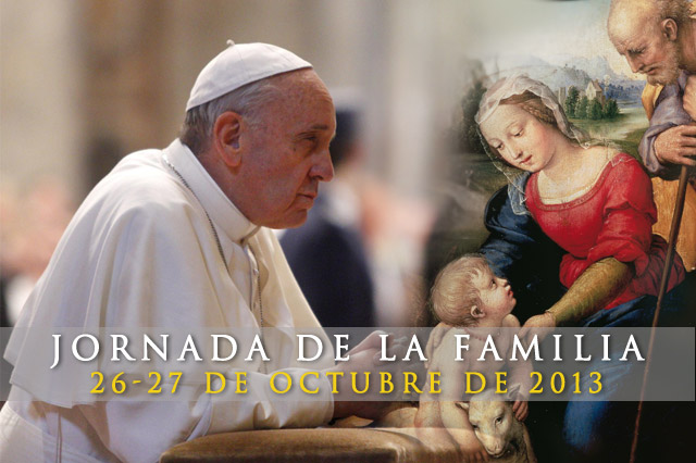 oracion papa francisco familia