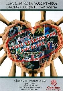 voluntarios caritas