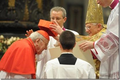 Cardenal Bartolucci