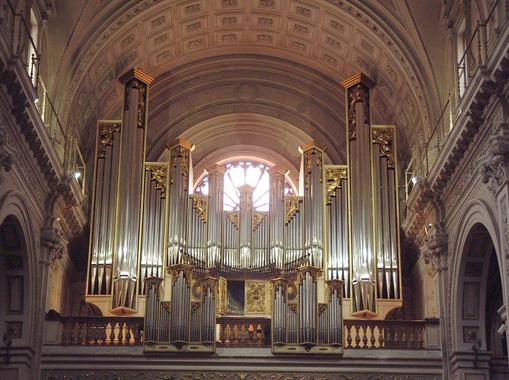 Organo Compañia de Jesus