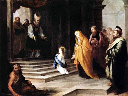 presentacion maria templo