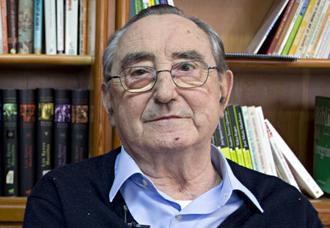 P. Alfonso Álvarez Bolado, SJ