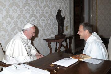 Papa Francisco Taize