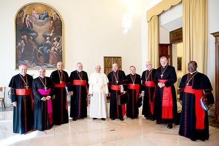 consejo de cardenales