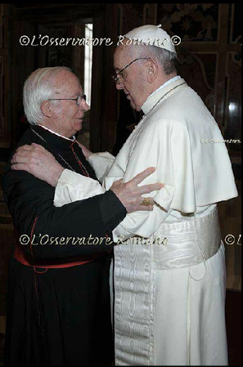 papa francisco antonio cañizares