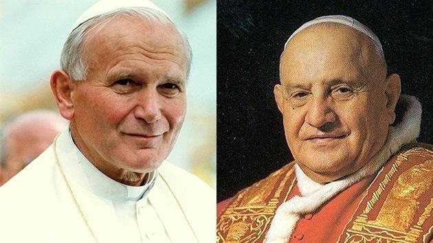 juan XXIII juan pablo II