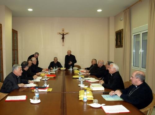 obispos sur españa