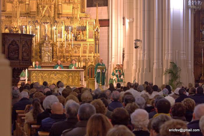 misa madrid heraldos evangelio