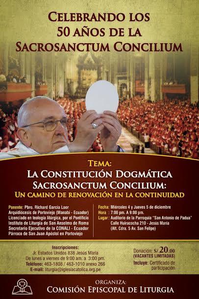 Sacrosanctum Concilium Pdf