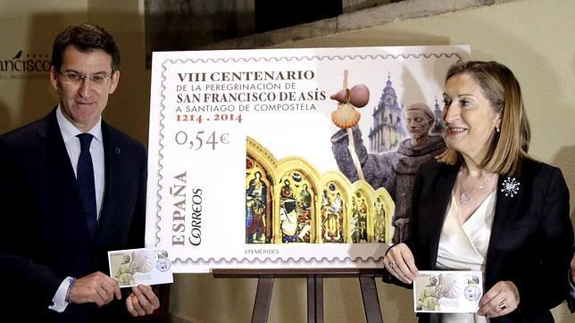 sello santiago comostela