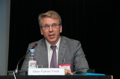 Olav Fykse Tveit