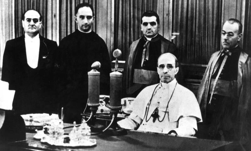 archivo sonoro radio vaticana