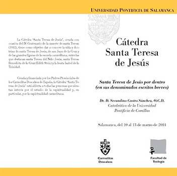 catedra-santa-teresa-de-jesus