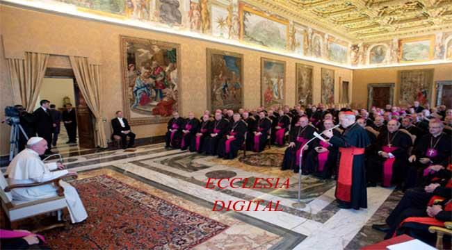 papa-discurso-obispos-españoles