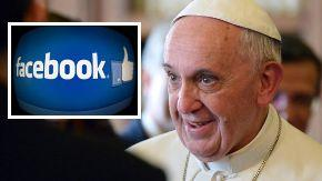 papa francisco facebook