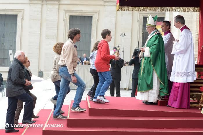 papa francisco matrimonio