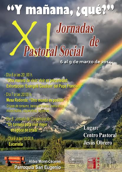 pastoral social caceres