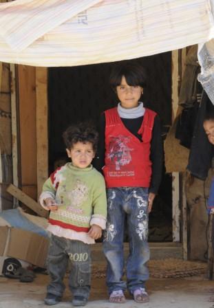 Lebanon, Syrian refugees, el-Kaa