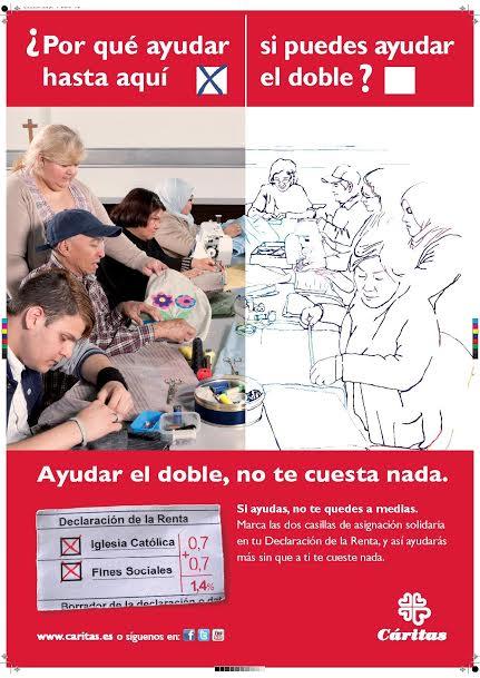 cartel caritas
