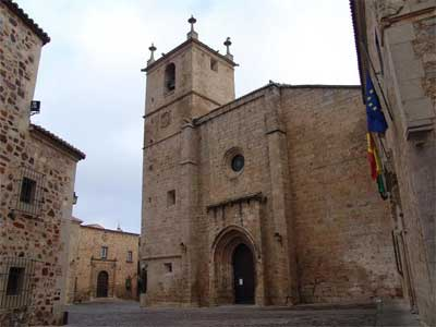 concatedral-caceres