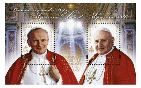 juan pablo II juan XXIII