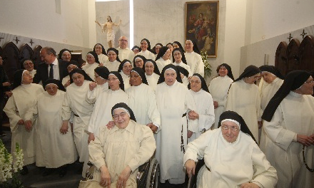 monasterio dominicas valencia