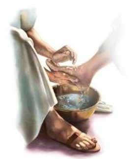 oracion-jueves-santo-lavatorio