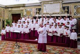 Capilla Musical Pontificia Sixtina