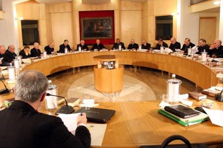 asamblea obispos italianos