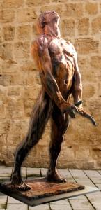 escultura edades hombre