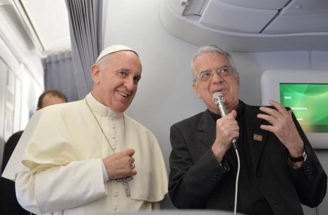lombardi papa francisco