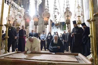 papa-santo-sepulcro