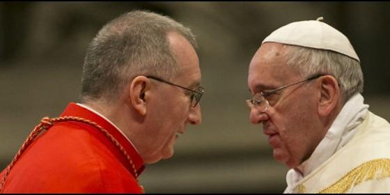parolin papa francisco