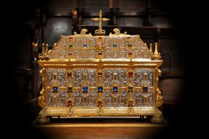 reliquia san iñigo