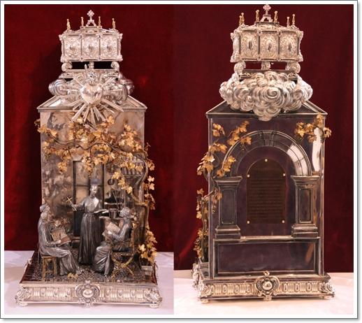 reliquias san juan de avila