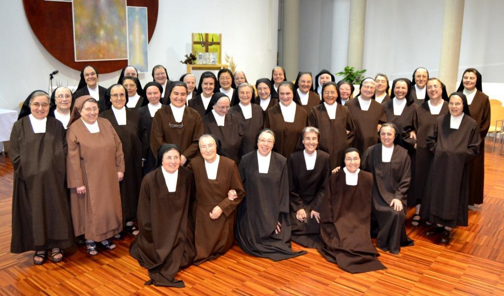 Carmelitas Descalzas Interfederales en el CITeS