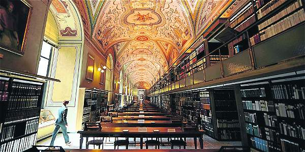 archivo vaticano