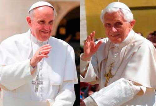 benedicto-XVI-francisco