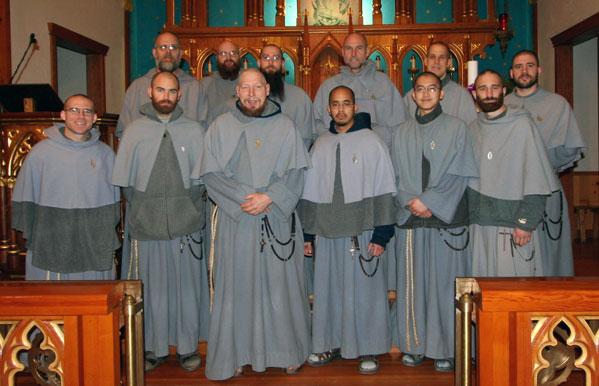 franciscanos de la inmaculada