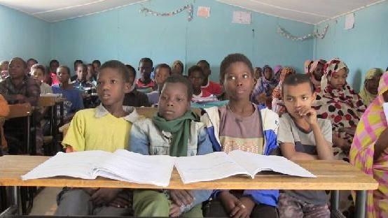 niños zimbawe
