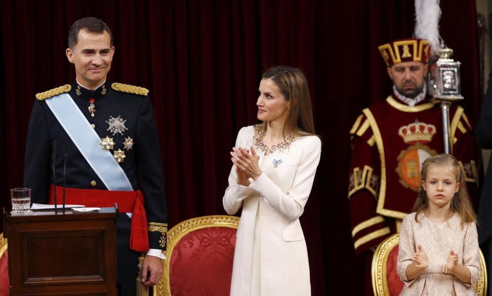 proclamacion rey de españa