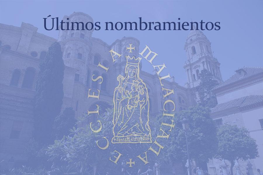 Nombramientos en Málaga